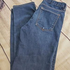 Gap Denim Size 16 Slim Straight Jeans/306